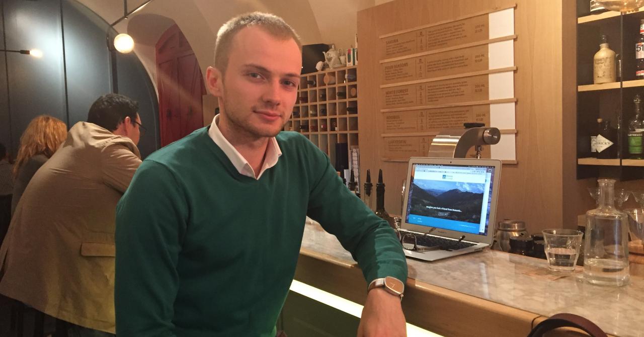 Avocatul pasionat de travel care aduce turiști străni în România