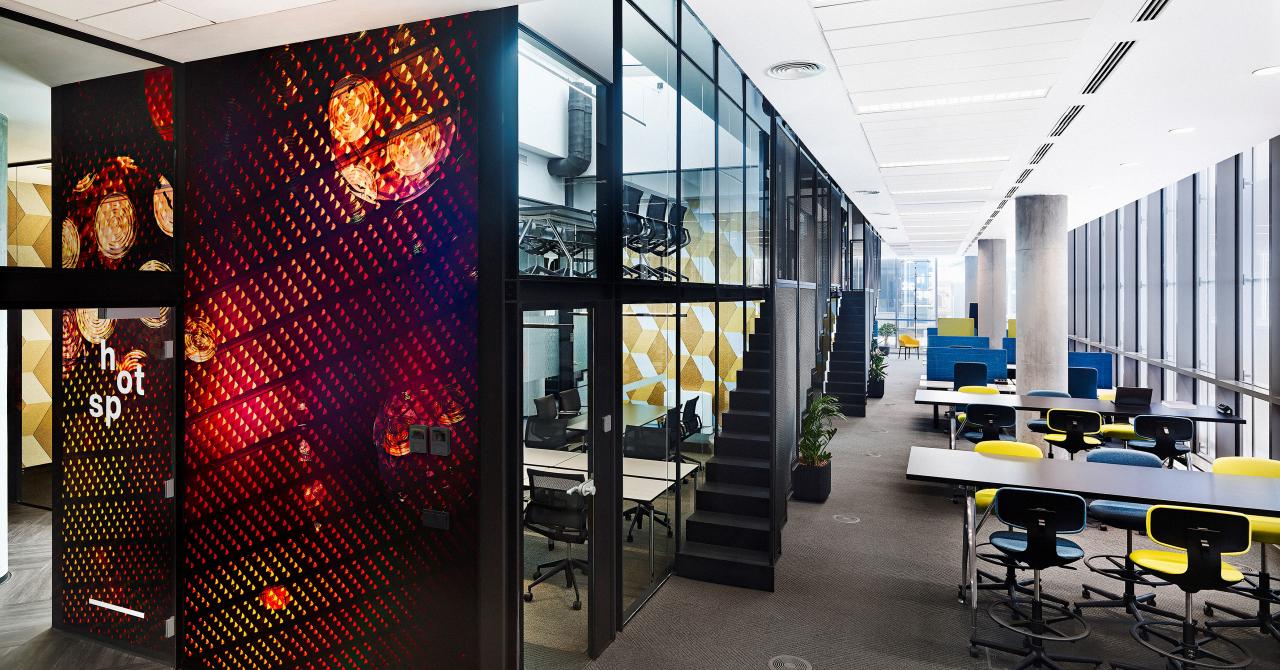 Serviciul de consultanță pentru firme ca să adapteze birourile la noua realitate
