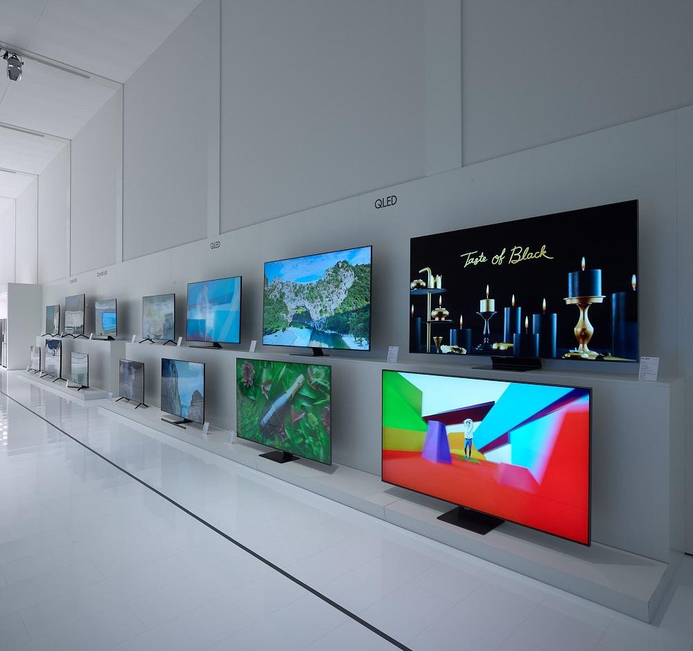Samsung prezintă noile sale televizoare. Disney+ din 24 martie în Europa