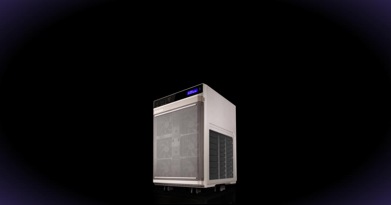 Acest NAS de la QNAP este pregătit pentru Inteligența Artificială