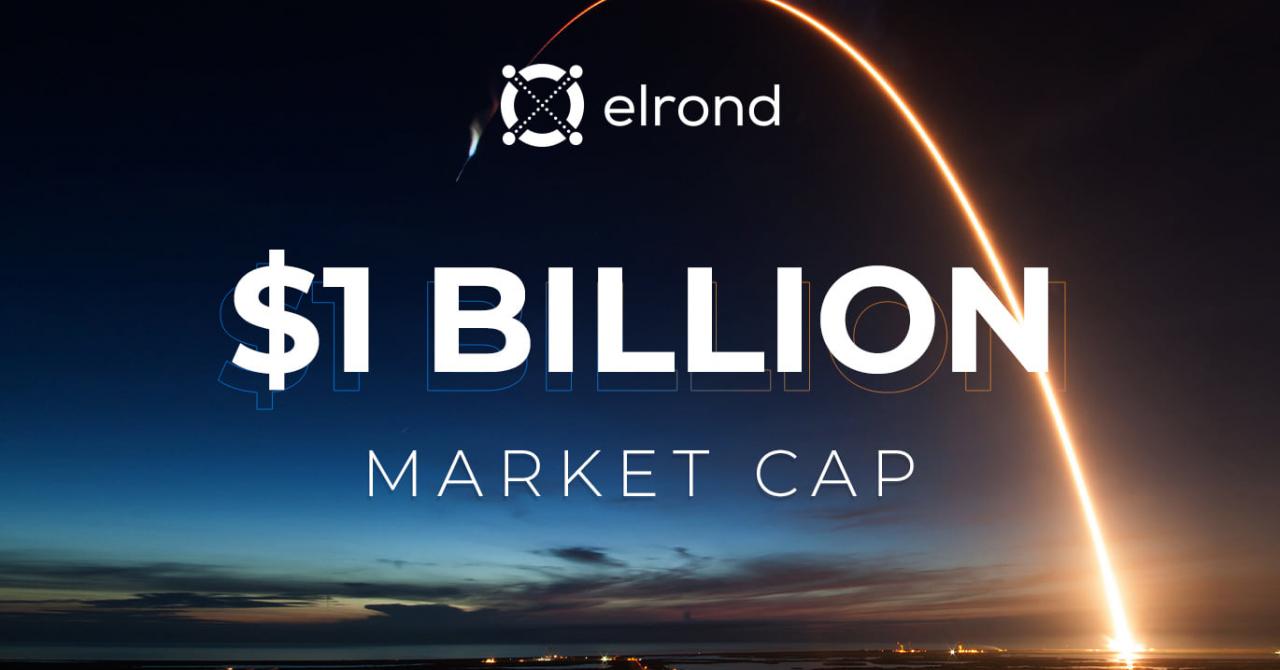 Românii de la Elrond ajung la o valoare a criptomonedei de 1.000.000.000 $