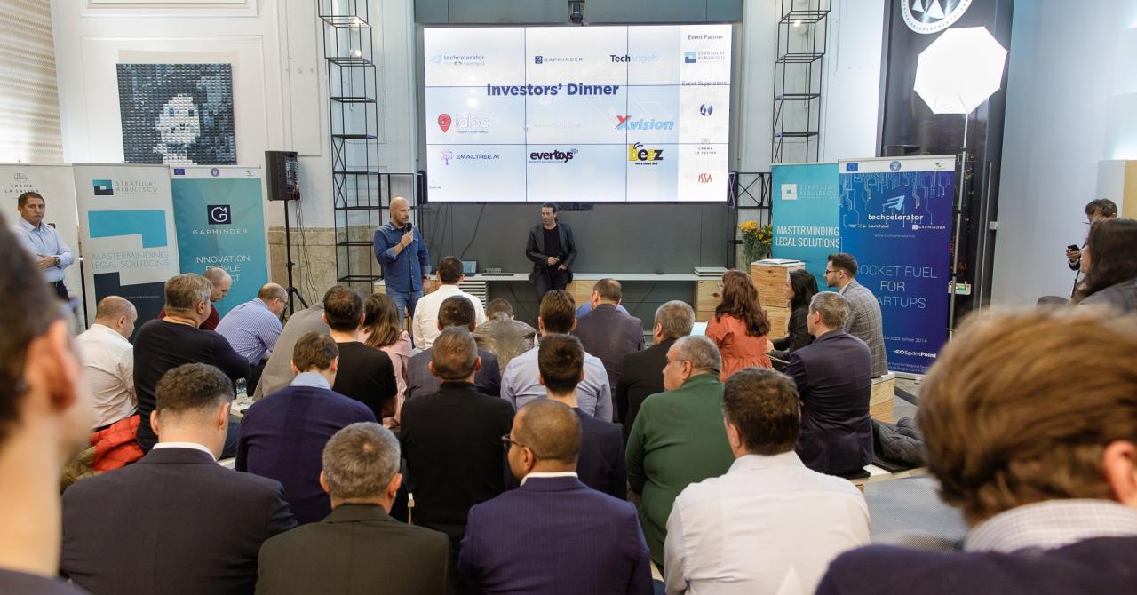 GapMinder va investi în startup-uri românești alături de TechAngels