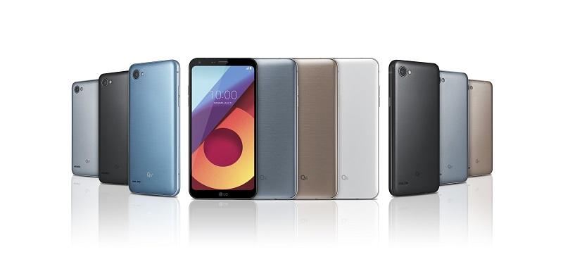 LG Q6 aduce display-ul fără margini la un preț foarte bun