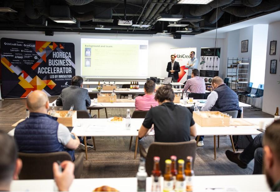 HoReCa Business Accelerator: Cele 8 startupuri care au absolvit a doua cohortă