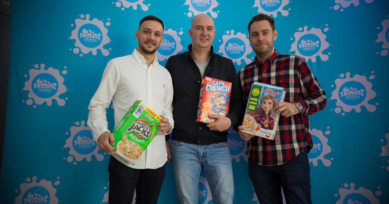 Radu Savopol, Franciza Cereal Crunch: business-ul pentru micul dejun