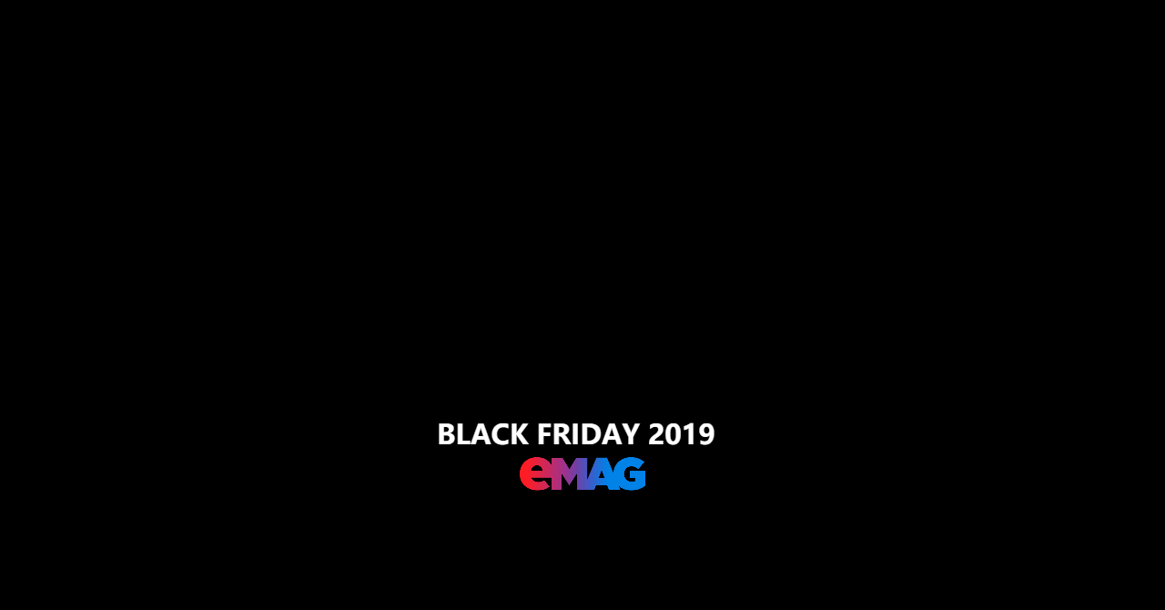 eMAG: Stocurile de Black Friday încep să se epuizeze