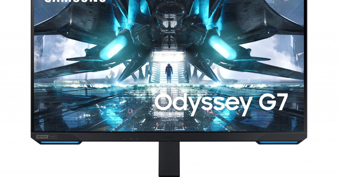 Samsung extinde gama de monitoare de gaming Odyssey pe toate piețele globale