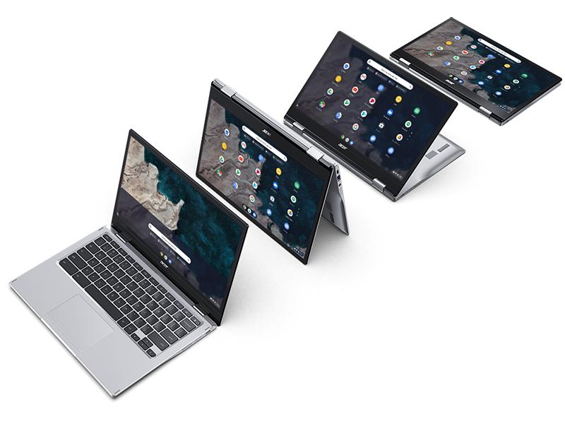 Acer lansează un Chromebook cu Qualcomm Snapdragon 7c și conectivitate 4G LTE