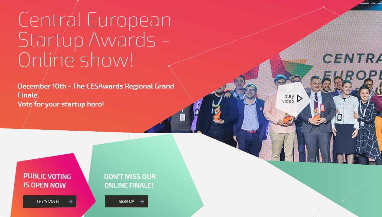 Românii nominalizați la Central European Startup Awards. Finală pe 10 decembrie