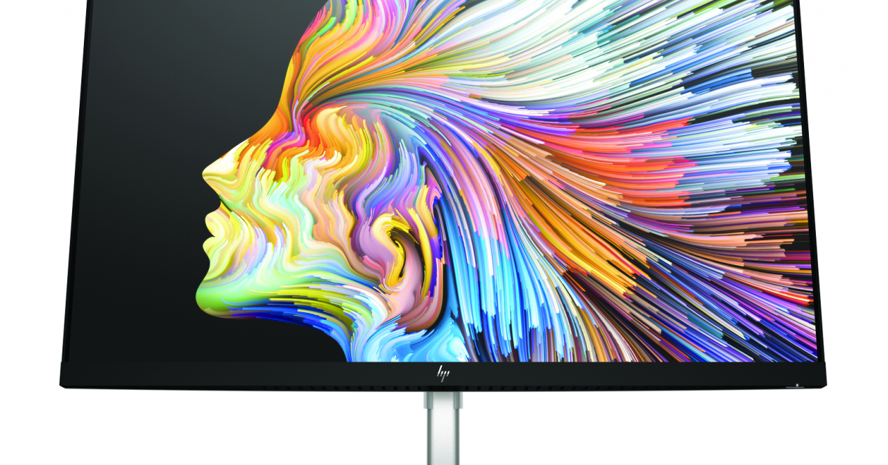 HP U28 4K e primul monitor făcut în totalitate din plastic reciclat
