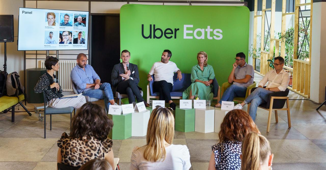 Uber Eats a săltat afacerile micilor restaurante românești