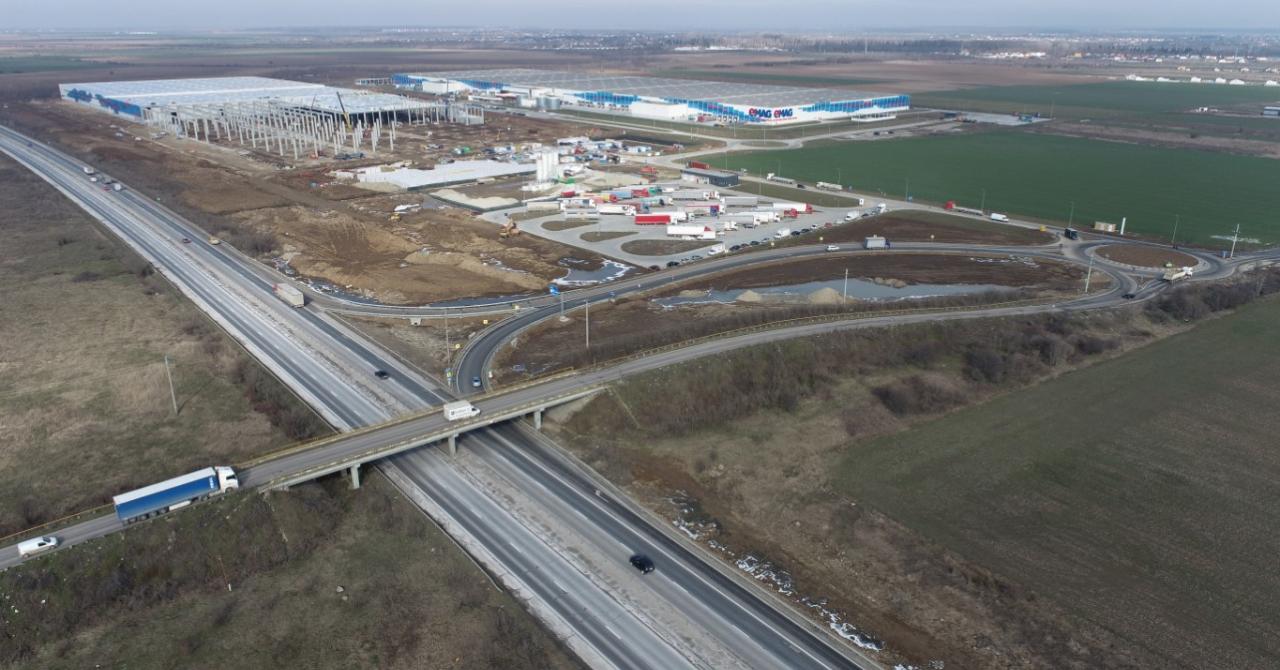 eMAG construiește un parc industrial în Giurgiu