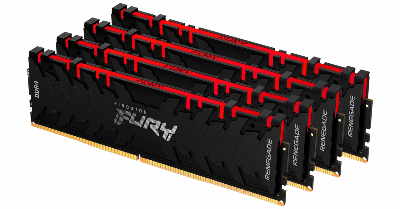 Kingston Technology dezvăluie Kingston FURY, brand destinat gamerilor