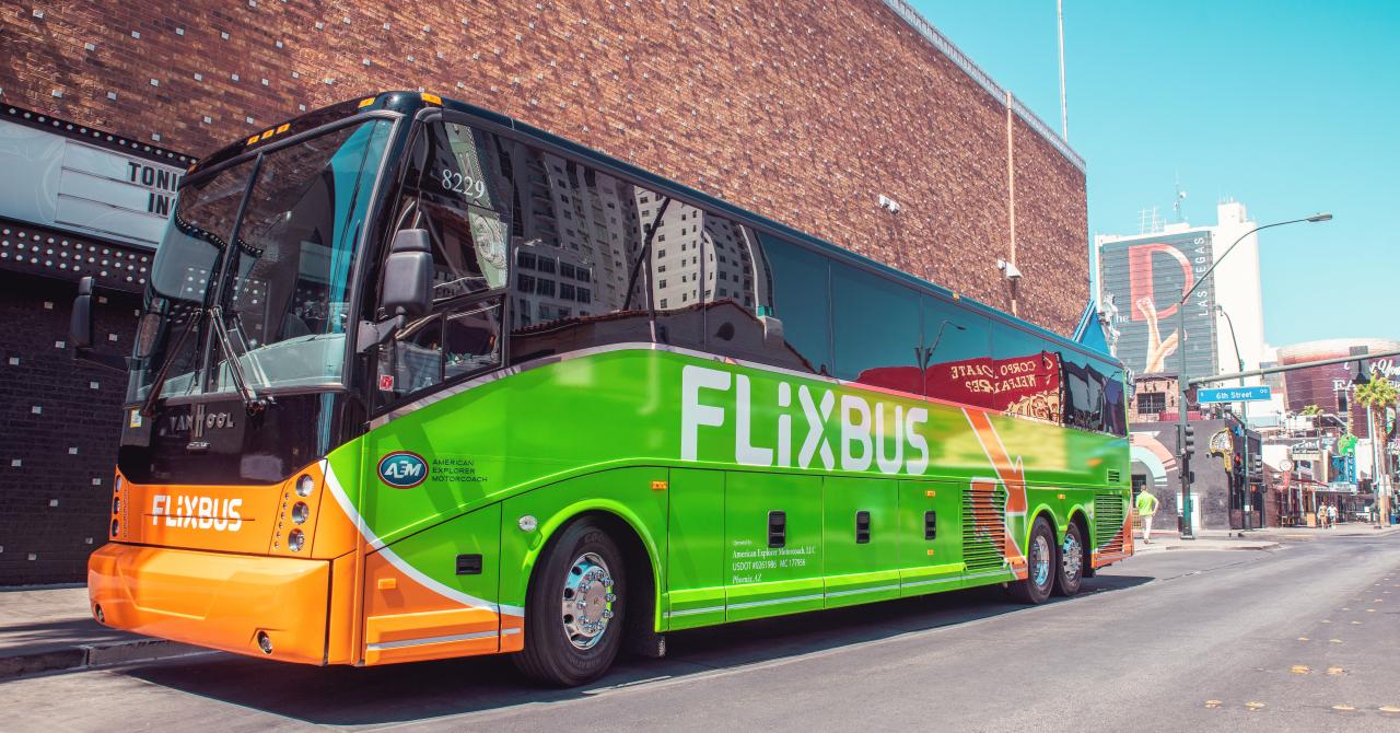 Startup-ul german FlixBus, extindere în SUA