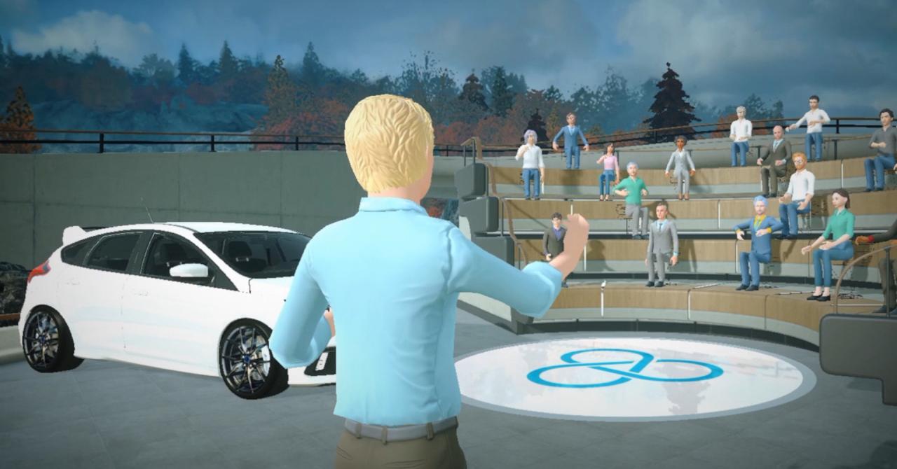 Întâlnește-ți colegii în VR: aplicația de colaborare a HTC Vive, lansare beta