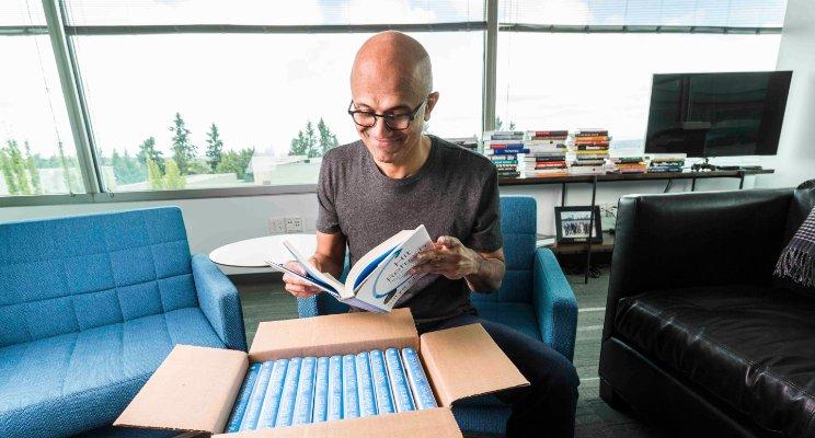 Satya Nadella, CEO-ul Microsoft, despre empatie