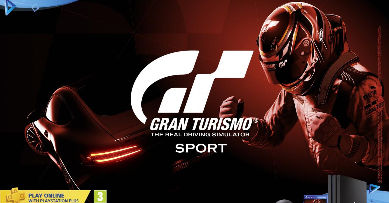 Gran Turismo Sport, lansat exclusiv pentru PlayStation 4