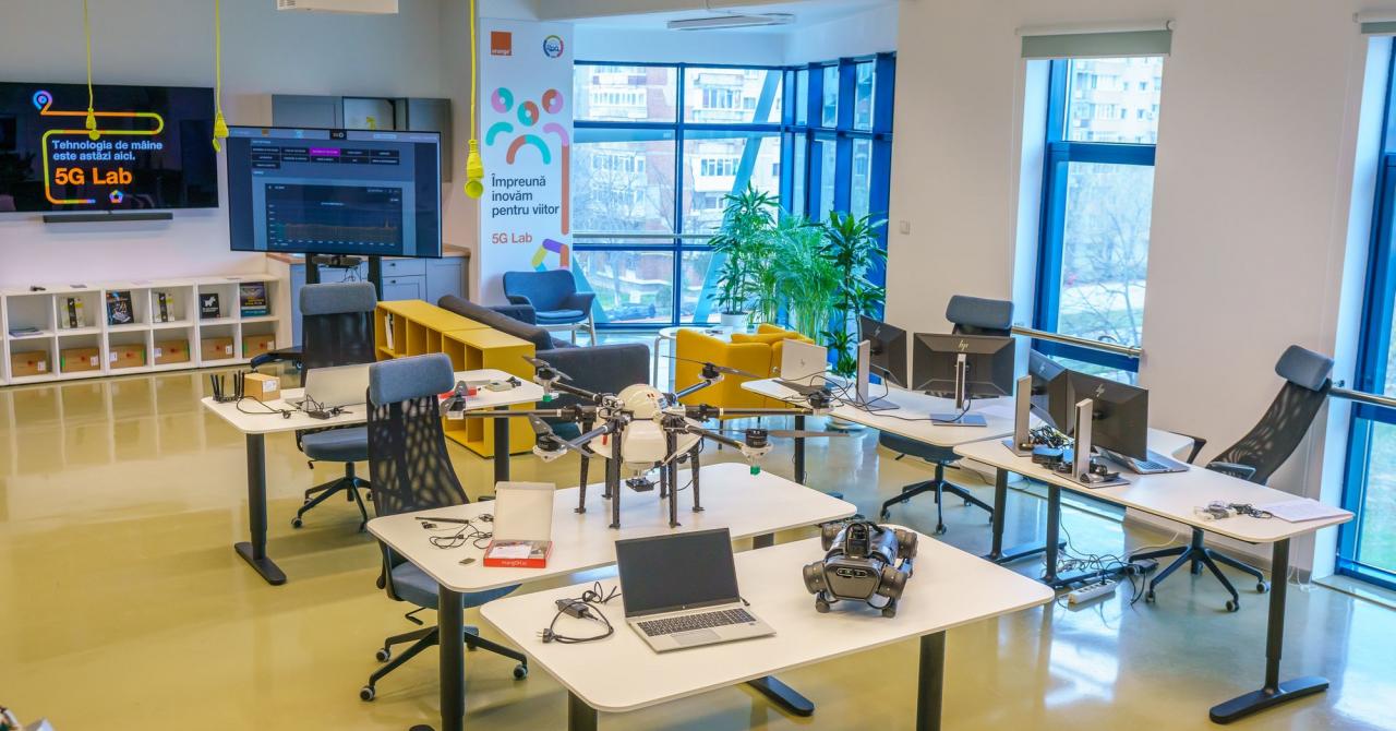 Orange lansează primul laborator 5G din România. Investiție de 500.000 de euro