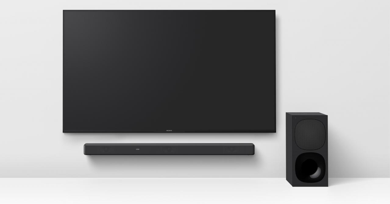 Sony lansează un soundbar cu Dolby Atmos la un preț accesibil