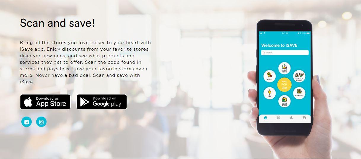 iSave, aplicația de reduceri la restaurante, fitness și săli. Cum funcționează