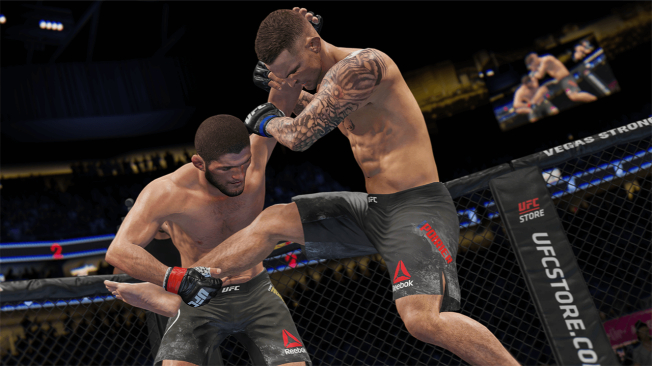 UFC 4, disponibil pe PlayStation 4 și Xbox One