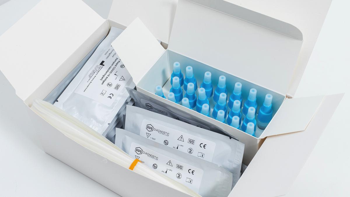 Compania românească DDS Diagnostic anunță un test COVID-19/gripă 2 în 1