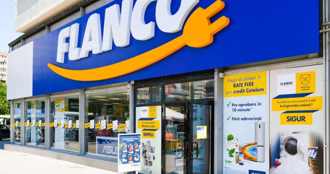 Flanco se pregătește de Black Friday cu livrarea produselor direct în magazine