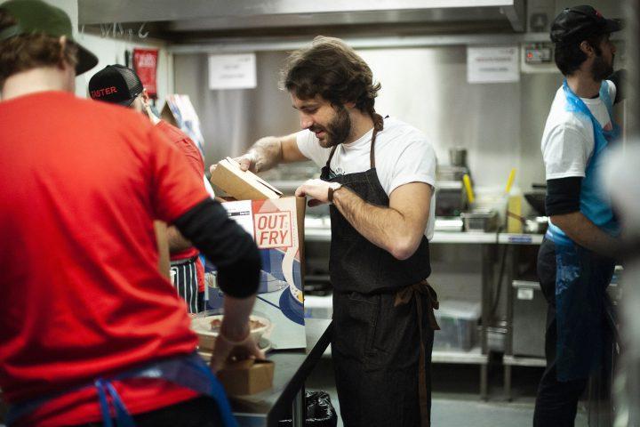 Restaurantul digital, fără mese, fără sediu, noul trend în Europa