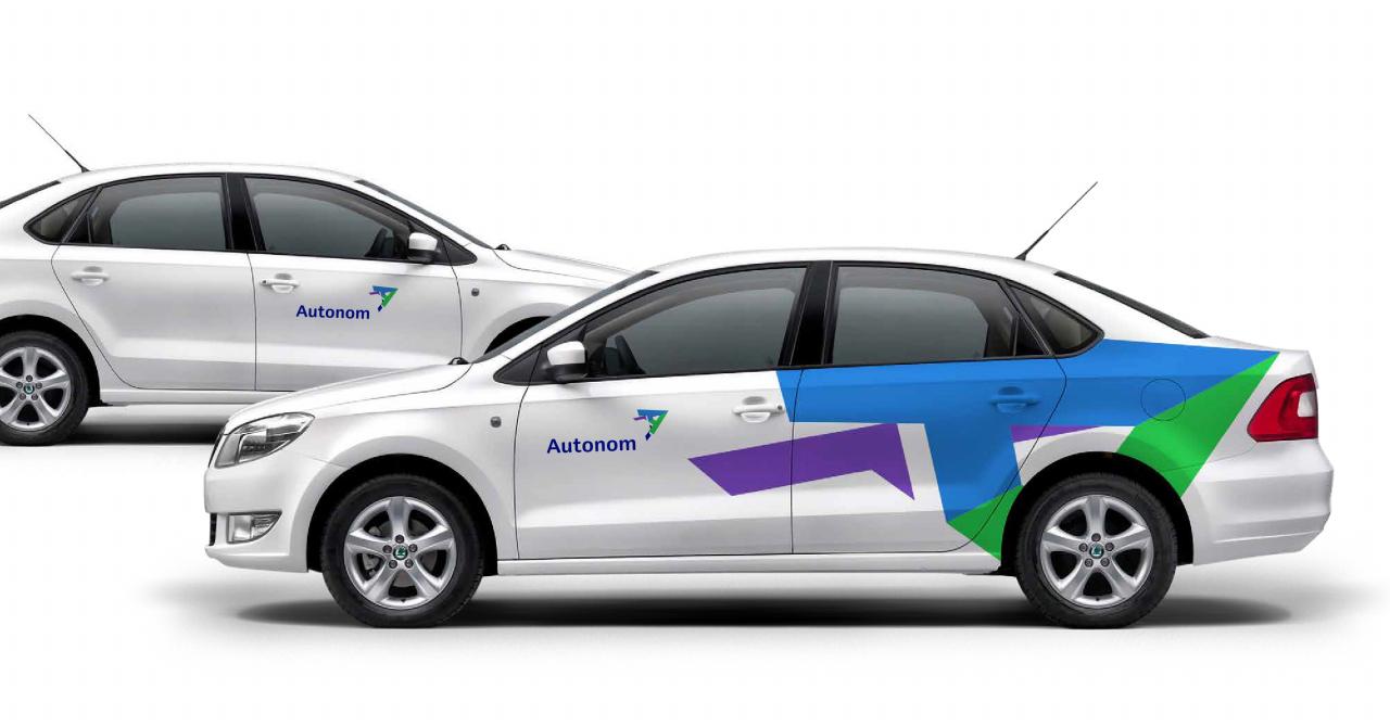Autonom își schimbă identitatea de brand și extinde gama de servicii