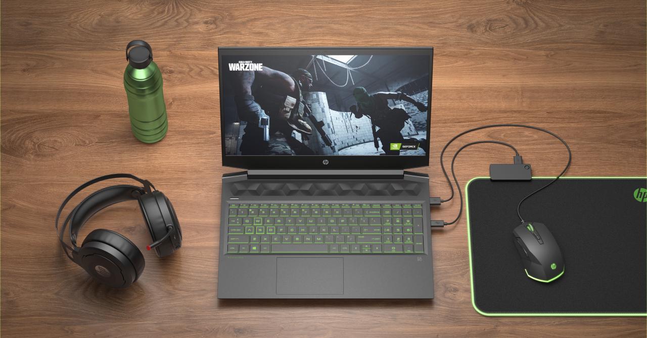 HP lansează noi dispozitive OMEN pentru gaming și laptopul Paviolion Gaming 16