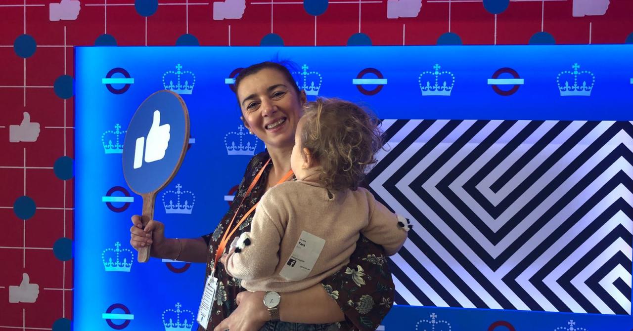 """Atena Boca: De vorbă cu """"Mama Mamelor"""" de pe Facebook, premiată de Zuckerberg"""