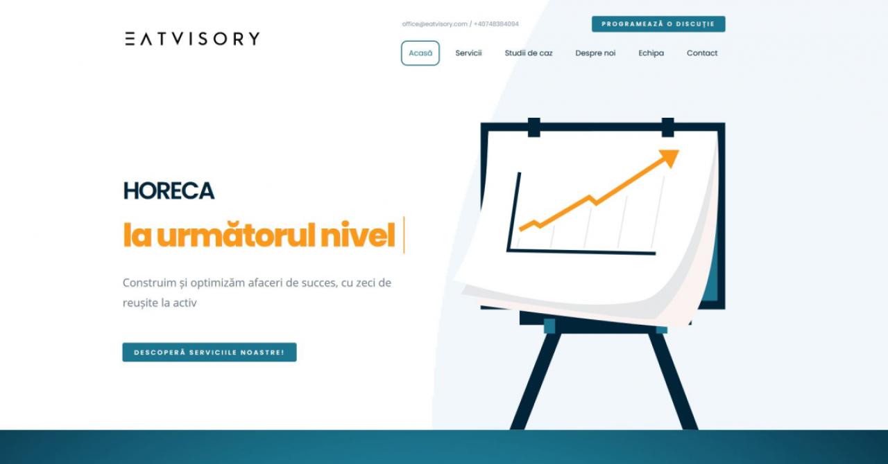 Eatvisory, platformă de consultanță pentru afacerile din HoReCa
