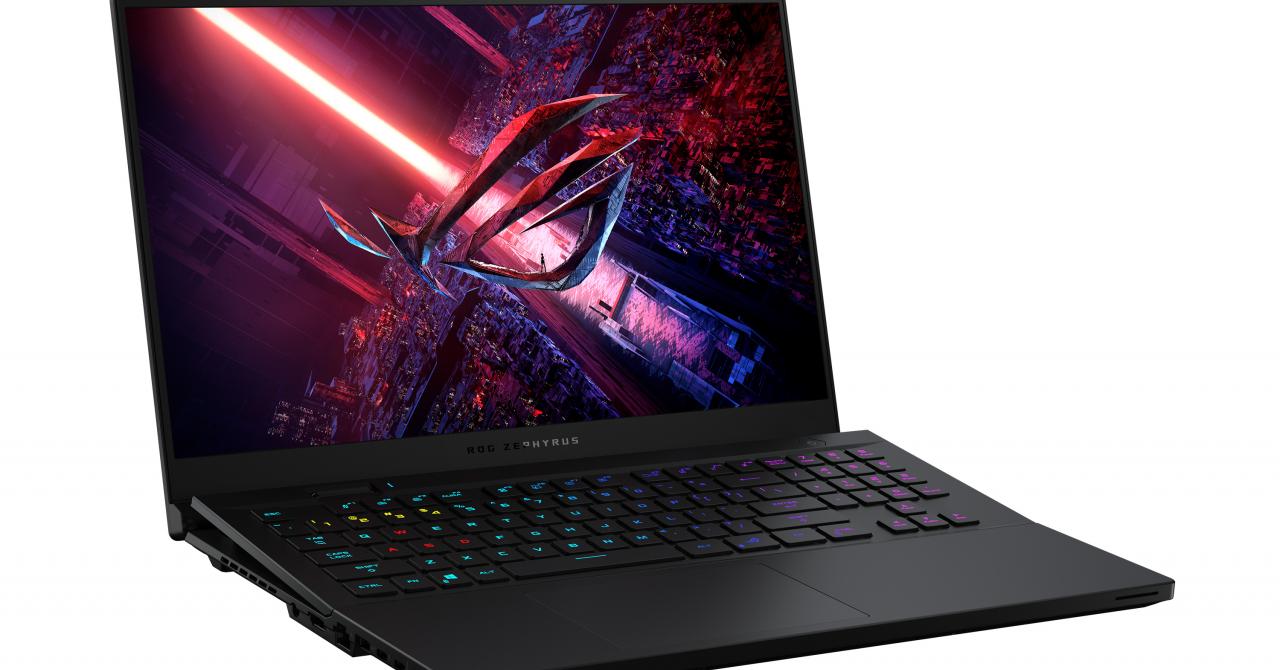 ROG anunță laptopul premium Zephyrus S17 cu tastatură rabatabilă pentru gaming