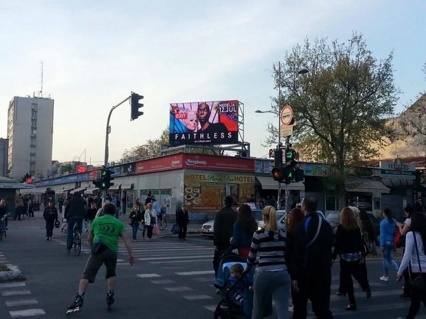 TPS Engage, cea mai mare rețea de publicitate outdoor din regiune