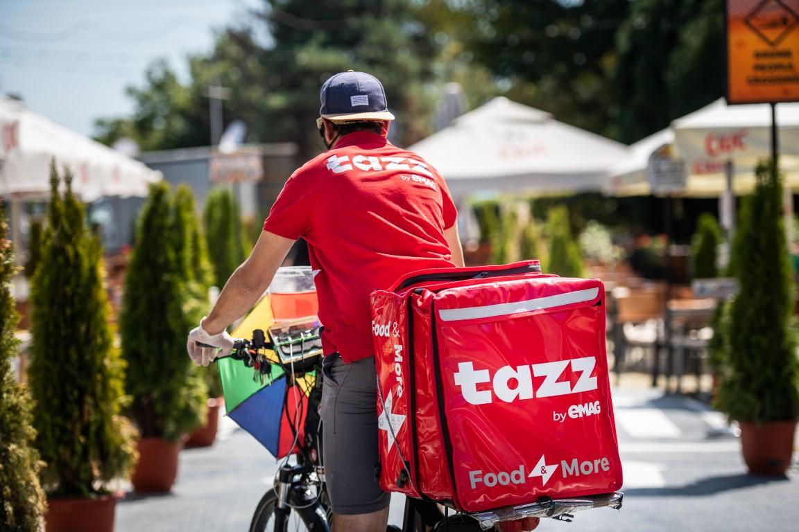 tazz by eMAG, vânzări de 13 ori mai mari în 2020 față de 2019