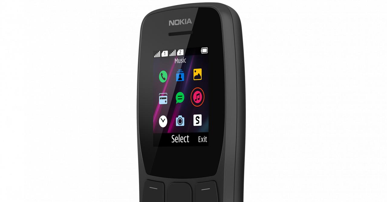Nokia lansează un telefon clasic cu 4G și preț de doar 180 de lei