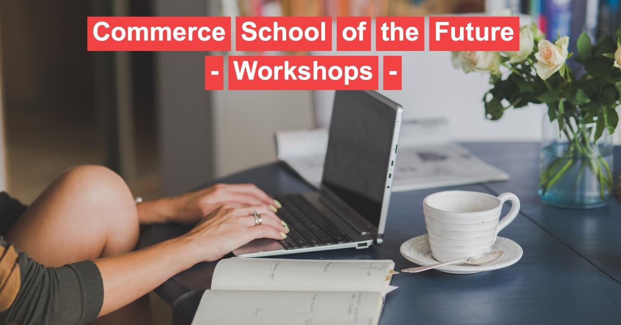 Commerce School of the Future #4 - Toate prezentările speakerilor de la workshop