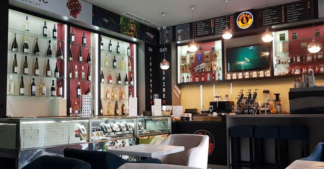 Franciză Coffee 2 Go: cafenea, ciocolate și vin într-un singur loc