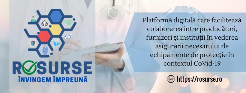 ROSurse.ro reunește producătorii de echipamente și instituțiile medicale