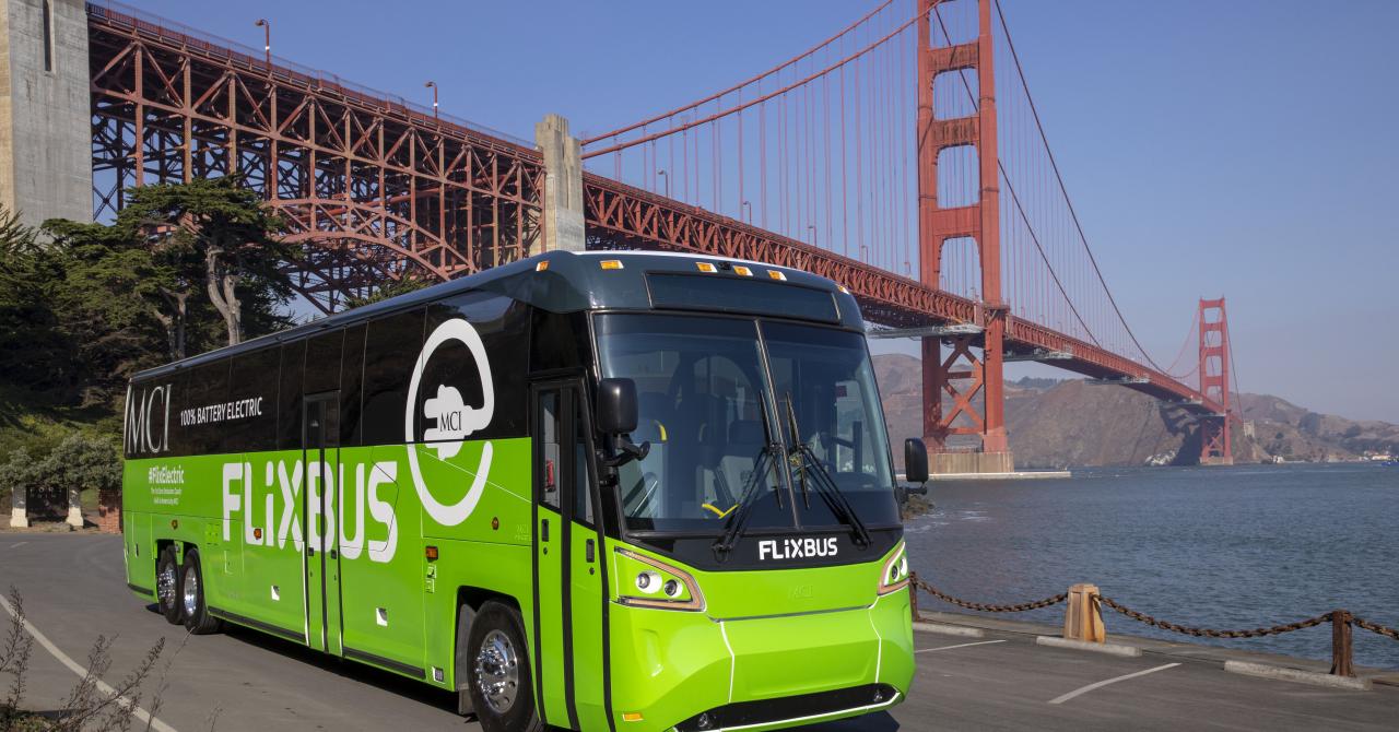 Teste în SUA pentru autocare electrice pe distanțe lungi