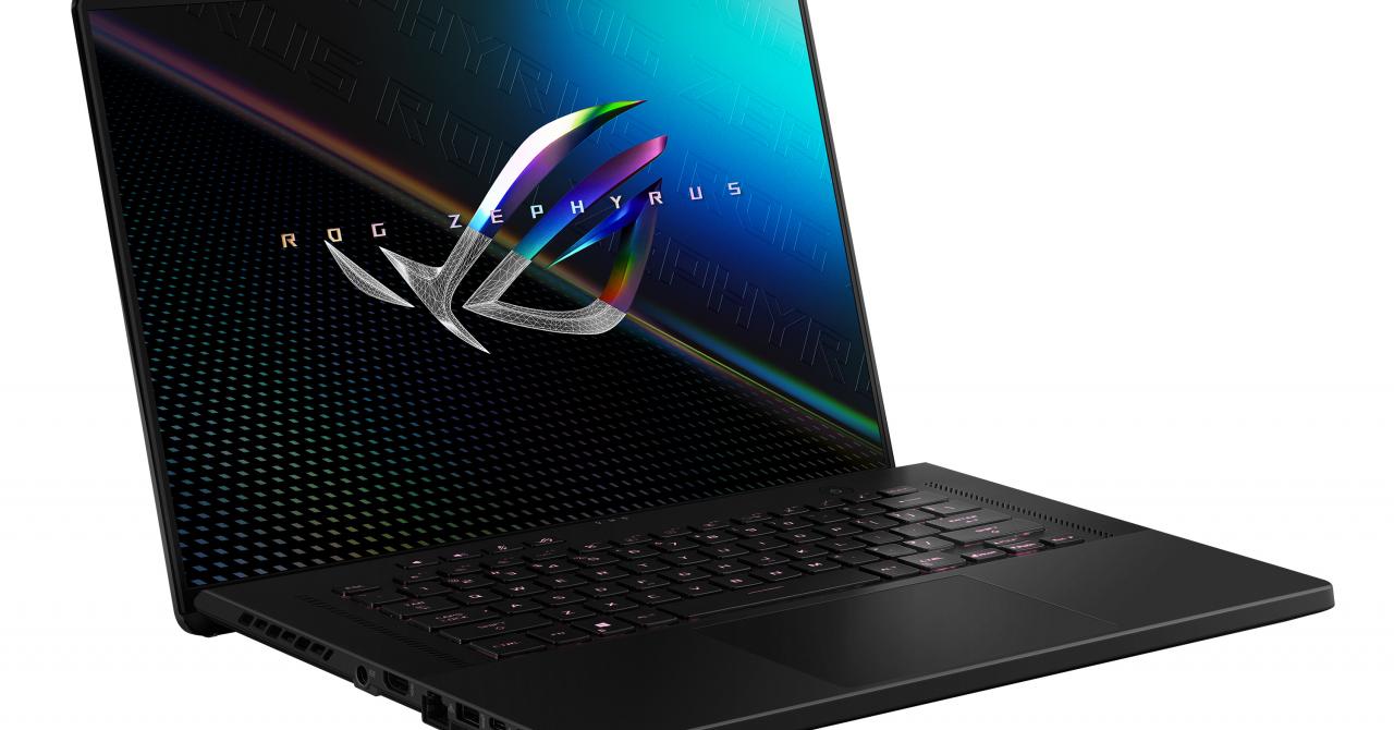 Asus lansează laptop-ul de gaming Zephyrus M16 cu ecran de 16 inchi
