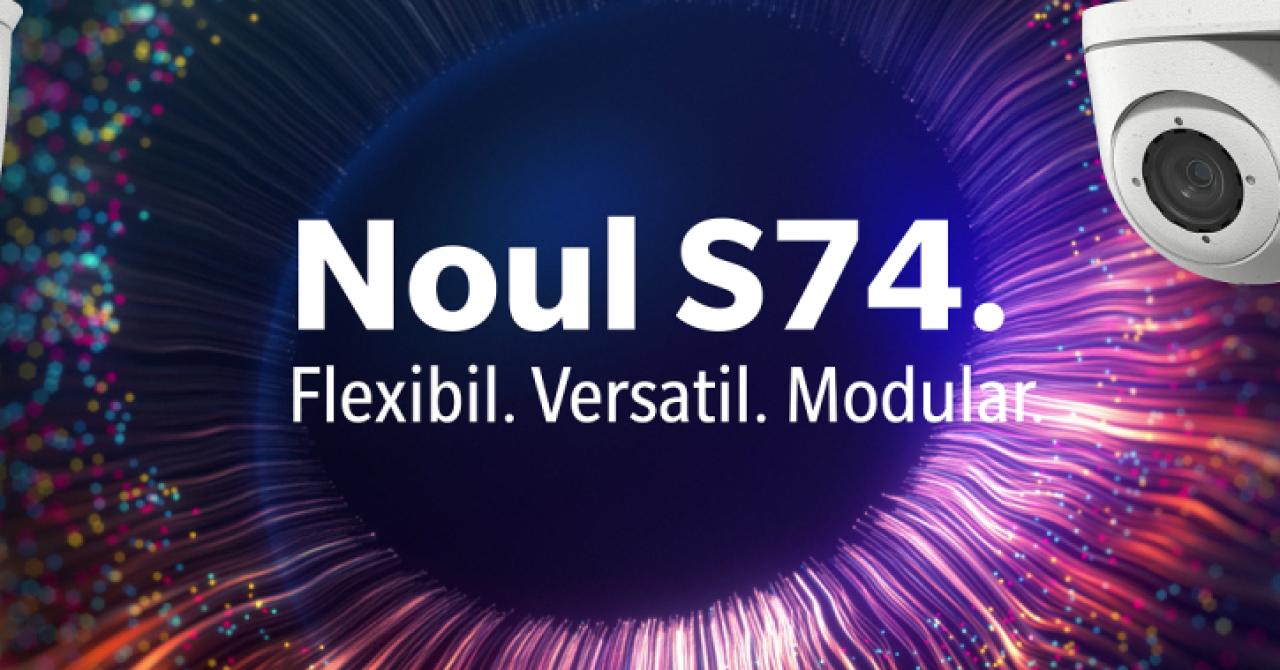 Prima soluție de video analiză MOBOTIX cu 4 senzori intră pe piața din România
