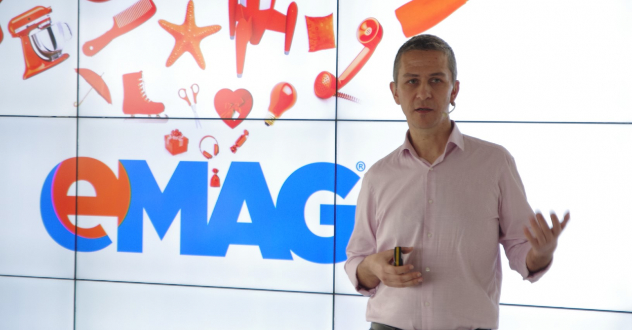 Sfârșitul unei ere la eMAG: Iulian Stanciu renunță la poziția de CEO