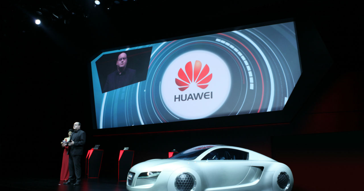 Audi și Huawei, alianță pentru a intra cu mașinile autonome în China