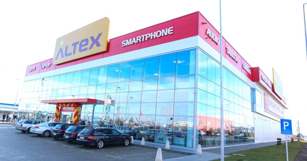 Investiții tot anul: Altex, magazine și infrastructură de 27 de milioane de euro