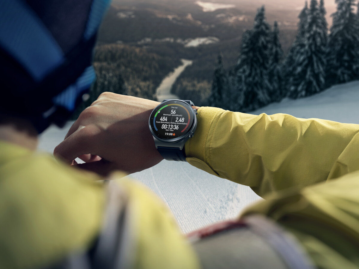 Huawei Watch GT2 Pro și căștile Huawei FreeBuds Pro, prezentate oficial