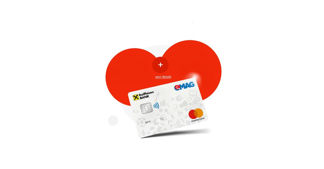 Black Friday 2019: Câți clienți au card eMAG de la Raiffeisen