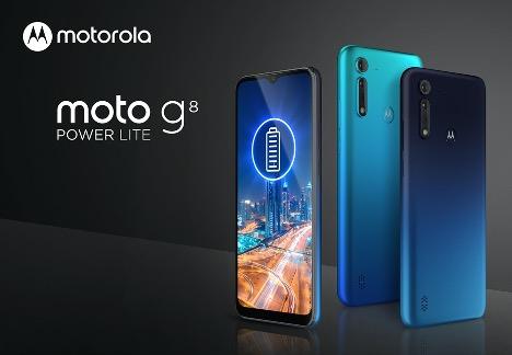Motorola lansează moto g8 power lite - două zile de autonomie