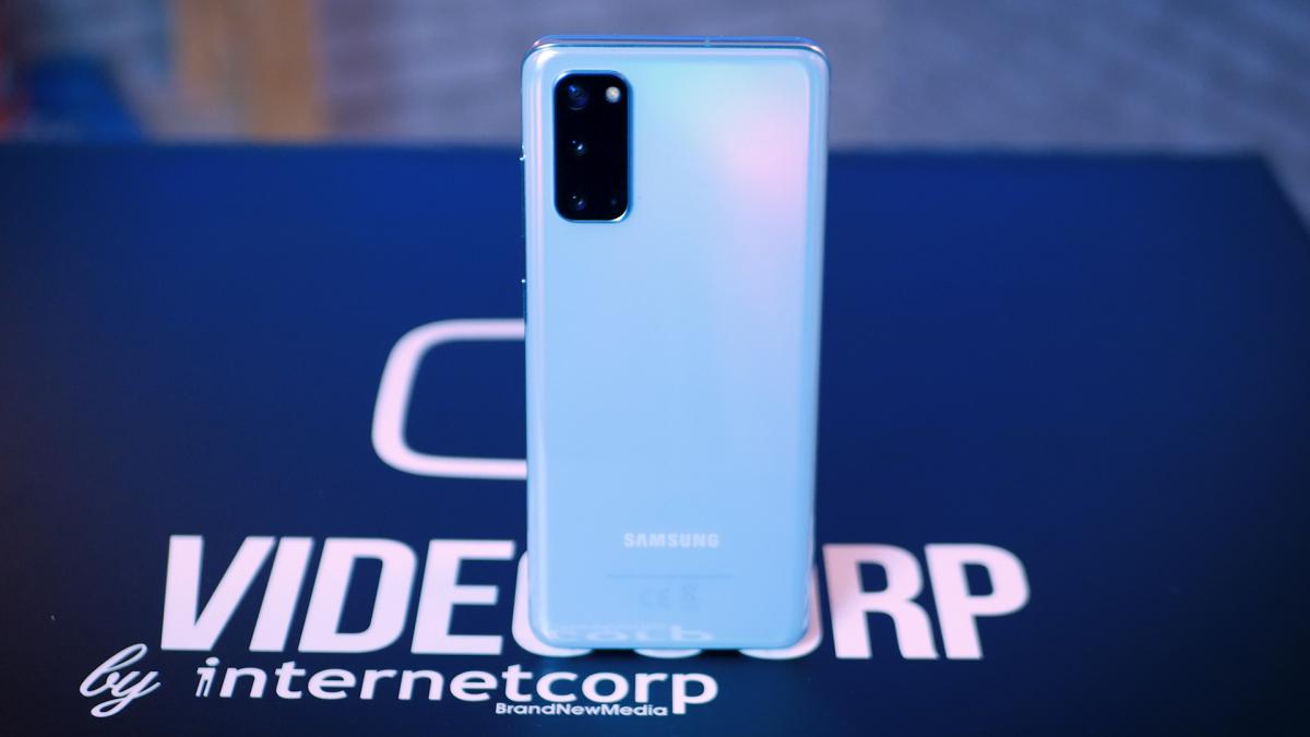 """Samsung Galaxy S20, primul dispozitiv aprobat să devină """"buletin de identitate"""""""