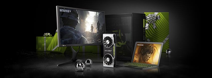 Black Friday 2018 la NVIDIA: reduceri la produse de gaming